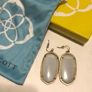 kendra scott - earrings
